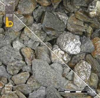 Slate rustic silber 30-60